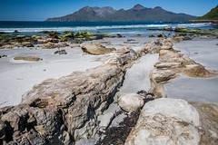 Rhum from Eigg (Peter's Pictures) Tags: eigg places scotland stonesrocks things
