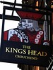 Kings Head- Crouch End (Draopsnai) Tags: kingshead pub pubsign king playingcard crouchendhill crouchend haringey