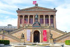 Germany-00121 - Old National Gallery (archer10 (Dennis) 83M Views) Tags: germany berlin building sony a6300 ilce6300 18200mm 1650mm mirrorless free freepicture archer10 dennis jarvis dennisgjarvis dennisjarvis iamcanadian novascotia canada globus tour