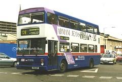 3081 F81 XOF (WMT2944) Tags: 3081 f81 xof mcw metrobus mk2a wmpte west midlands travel