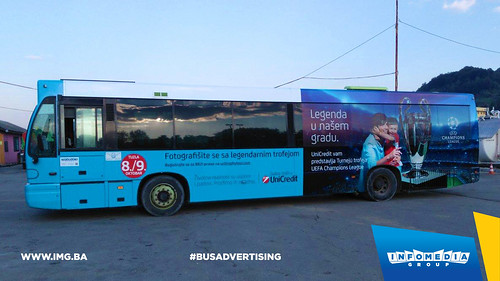 Info Media Group - UniCredit banka, BUS Outdoor Advertising, 09-2016 (8)