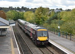 CrossCountry - 170112 - Chepstow (Transport Tim) Tags: 170112 crosscountry