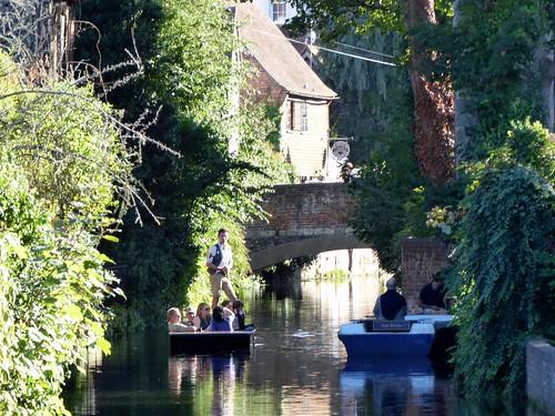 River Tour on the Great Stour, Canterbury