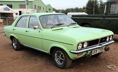 UER 738S (2) (Nivek.Old.Gold) Tags: 1978 vauxhall viva 1800 gls automatic 4door hc sycamores cheffins stamford