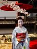 """Japan-1-0016- arashiyama - geisha (david """"Djannis"""") Tags: japan japon arashiyama geisha 芸者 日本"""