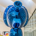Balloon Dog (Blue) Jeff Koons The Broad Museum Los Angeles 02