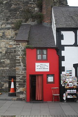 Smallest house in Britain (Russbomb) Tags: 2010 europe wales
