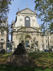 Nancy protestantse kerk (Arthur-A) Tags: nancy lorraine france frankrijk kerk eglise church kirche protestant