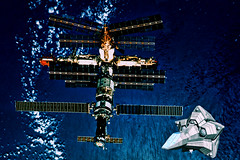 Space station Mir. (driver Photographer) Tags: mir space station 3d