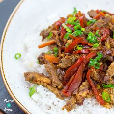 Low Syn Crispy Chill (alaridesign) Tags: low syn crispy chilli beef | slimming world