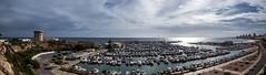 Campello Panormica (Juandalfweb) Tags: panoramica panorama fuji fujifilm fujifilmx fujistas fujifilmxt1 xf1855f284 xt1 xtrans mediterraneo mediterranean alicante alacant campello espaa