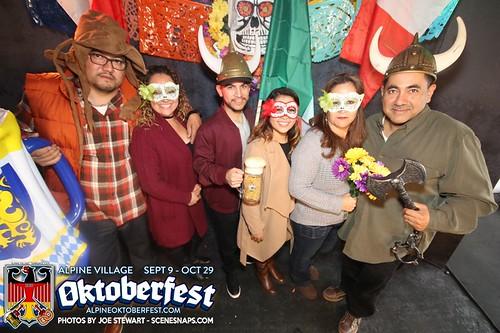 Alpine Village Oktoberfest 2016