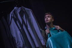 Eamonn (From Menswear) _ Production Photos (SteMurray) Tags: approved eamonn from menswear play musical show performance comedy smock alley theatre 1662 fionn foley ste murray stemurray steie boys school lights theater
