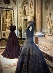 A Dress Fit For An Emperor (czolacz) Tags: trans crossdresser transvestite emperor roman nobility nobles museum dress roma rome sleeveless armless