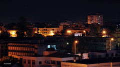 Central Gaza at PM (hosamir) Tags:       gaza buildings architecture house houses landscape photography outdoor light sky palestine housing city street nikon d90