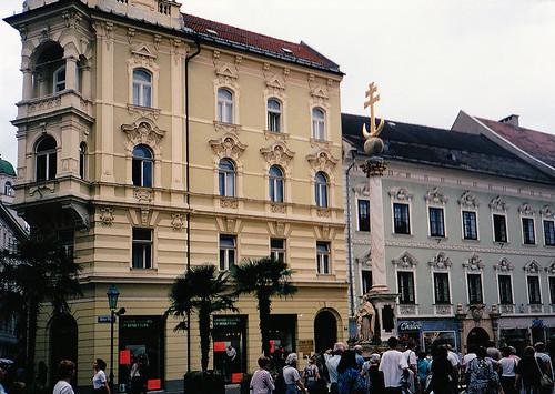 Klagenfurt, Alter Platz