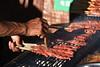Lamb sticks (MelindaChan ^..^) Tags: daocheng sichuan china 四川 川西高原 稻城 chanmelmel mel melinda melindachan nature yadingnaturereserve yading reserve