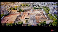 The Meenakshi Temple in Madurai, India. (Shobana Shanthakumar) Tags: meenakshitemple indiantemple asiantemple hindutemple temple india asia madurai google