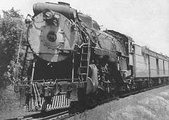 CB&Q steam locomotive Mountain #7011 4-8-2. (Chicago Rail Head) Tags: steamlocomotives cbq burlingtonroute everywherewest passengertrains 482 coaloil