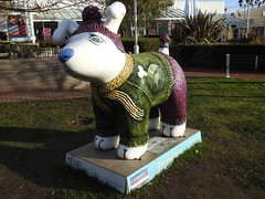 DSCN6342 (stamford0001) Tags: north shields great snow dogs snowdogs st oswalds hospice