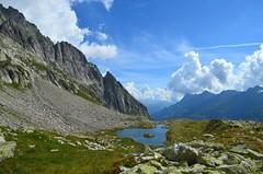 Laghetto delle Pigne (dino_x) Tags: mountains mountain montagna nature versante cresta allaperto acqua alps alpi switzerland saveearth lake landscape lakes