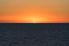 Flat (Edoardo Angelucci) Tags: lines sea deep infinity sun orange flat sunset edoardo angelucci photography ilce7m2 fe70200f4 geo:lon=41486924 geo:lat=12589735