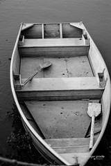 Monochromatic  (henriiqueprado) Tags: expressyourself nikond3200 50mm blackandwhite monochromatic lake farm fazenda lago water boat barco