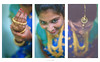 Bridal moment! (Sanz'Y) Tags: sanzy canon photography wedding candid bride photoshoot portrait colors happiness indoor pose chennai women reactions