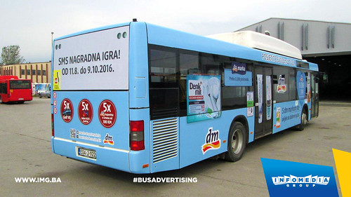 Info Media Group - DM, BUS Outdoor Advertising, Tuzla 10-2016 (4)