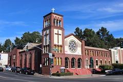 First United Methodist Church, Vallejo (New York Big Apple Images) Tags: methodist church vallejo solano