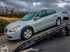 Not Good (The Suss-Man (Mike)) Tags: 52in2016 themebroken automobile broken car cartrouble gainesville georgia hallcounty nissanaltima samsungygalaxys7edge sussmanimaging thesussman towtruck week48 wrecker