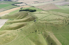 Oldbury or Oldberry Castle - Wiltshire aerial view (John D F) Tags: oldbury oldberry castle ironagefort cherhill whitehorse wiltshire aerial aerialphotography aerialimage aerialphotograph aerialimagesuk aerialview droneview britainfromabove britainfromtheair viewfromplane