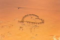 Heart (lermaniac) Tags:  kids sunset beach sea dusk  surf waves outdoors