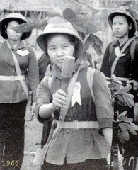 #North Vietnamese Women Militia , 1966 [564  692] #history #retro #vintage #dh #HistoryPorn http://ift.tt/2gJztXR (Histolines) Tags: histolines history timeline retro vinatage north vietnamese women militia 1966 564  692 vintage dh historyporn httpifttt2gjztxr