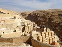 Grieks orthodox Mar Saba klooster
