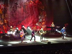 Steve Miller Band playing with Santana in Auckland,NZ (scinta1) Tags: newzealand music concert auckland santana stevemillerband 2013