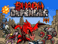 蟲族防禦戰(Swarm Defender)