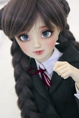 Pascal (~elsii~) Tags: girl ball doll super bjd custom dollfie volks jointed kazuya sdgr kujo faceup gosick nomyens