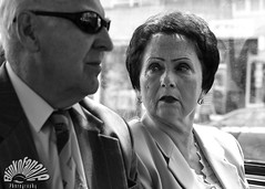 Assuetude (Blinkofanaye) Tags: street people bus photography glasses couple republic czech candid brno older