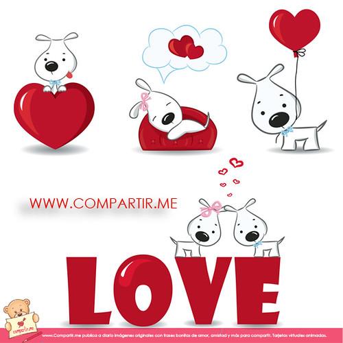 Frases de amor Imgenes de amor con dibujos bonitos  a photo on