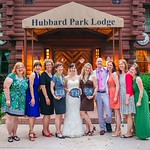 "<b>Erceg Schock</b><br/> Karen (Erceg) and Stanley Schock were married June 22, 2013 at Hubbard Park Lodge in Shorewood, Wis. From left to right: Robin (Ross) Gosai '99, Vanessa Mardones '98, Jorie (Pietscher) Shire '99, Erin Grimm '99, Karen (Erceg) Schock '99, Alycia Ashburn '99, Aaron Wrobleski '99, Kristin (Kahle) Wrobleski '99, Elizabeth Krause '99, Jennifer Smeby '99.  <a href=""http://farm6.static.flickr.com/5494/9447492106_f4f4fbe25b_o.jpg"" title=""High res"">∝</a>"