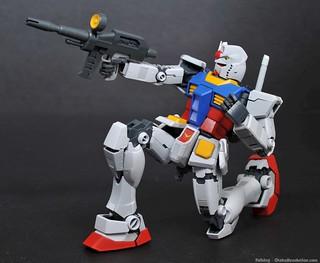 MG RX-78-2 Gundam Ver 3 41 by Judson Weinsheimer