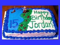 Fishing Cake by Diana, Marion, IA, www.birthdaycakes4free.com (2)