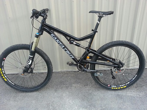 2014 Santa Cruz Heckler XL Black Rock Bicycles Reno Tahoe (2)