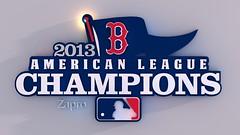 Red Sox 2013 AL-Champions.