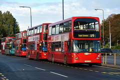 Metrobus 431 YV03PZW (Howard_Pulling) Tags: camera uk england london photo nikon october foto transport picture fotos verkehr 2013 howardpulling d5100
