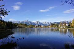 Seefeld in Tirol mountain landscape