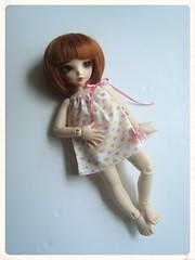 On Et6 ! (*gommette*) Tags: doll bjd fairyland poupe balljointdoll littlefee bjdclothes poupejointssphriques littlefeechloe