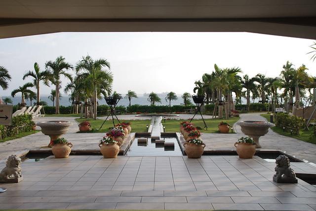 石垣島の石垣リゾートグランヴィリオホテルにて|石垣リゾートグランヴィリオホテル