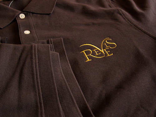 Embroidered Revels Polos